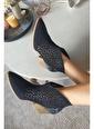 Topukla Kadın Yazlık Bot 019 1009 Siyah